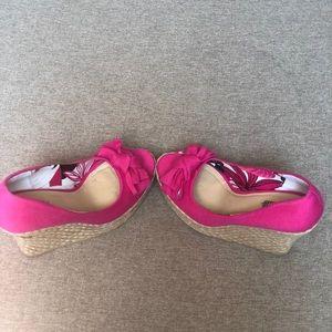 Pink Charlotte Russ 8 1/2 heels